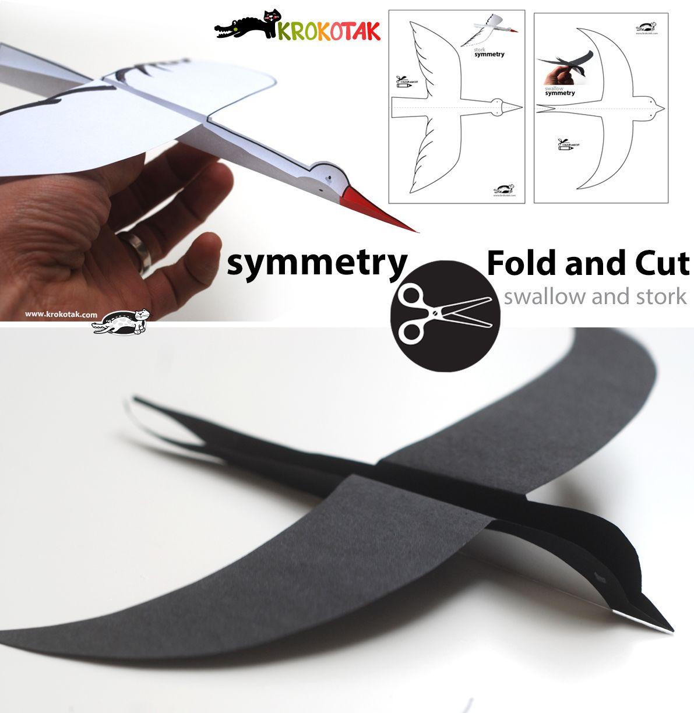 Estupenda Propuesta Para Trabajar La Simetria En