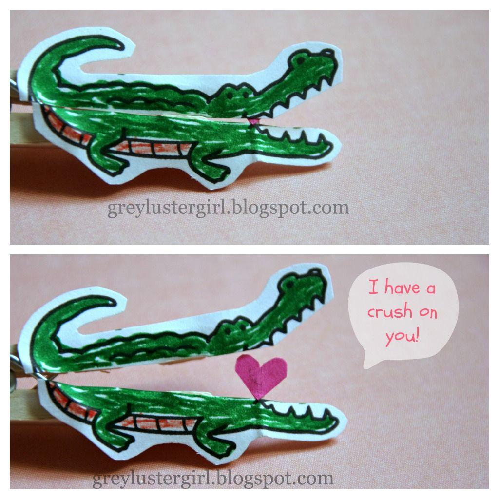 Diy Alligator Crocodile