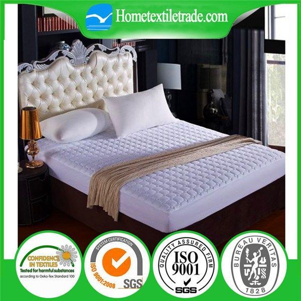 Anti Dust Mite Bamboo Mattress Cover In Mississauga