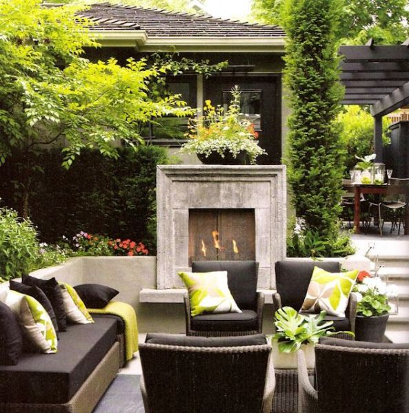 outdoor patio living areas Best 25+ Outdoor living spaces ideas on Pinterest