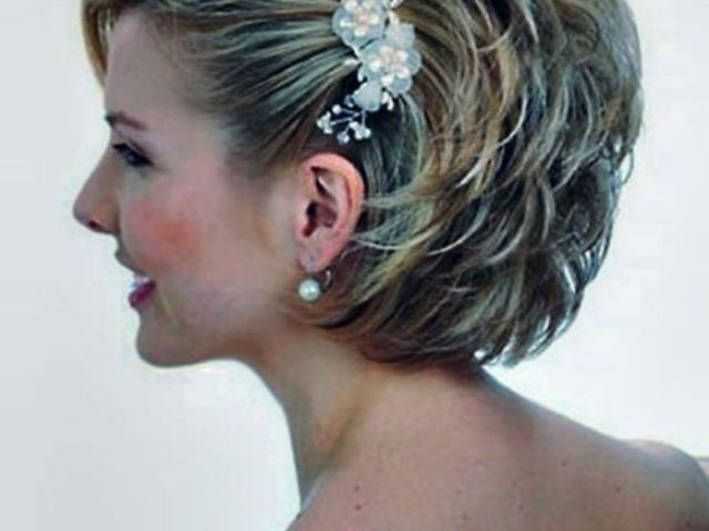 mother of the bride hairstyles for short hair | hairstyles