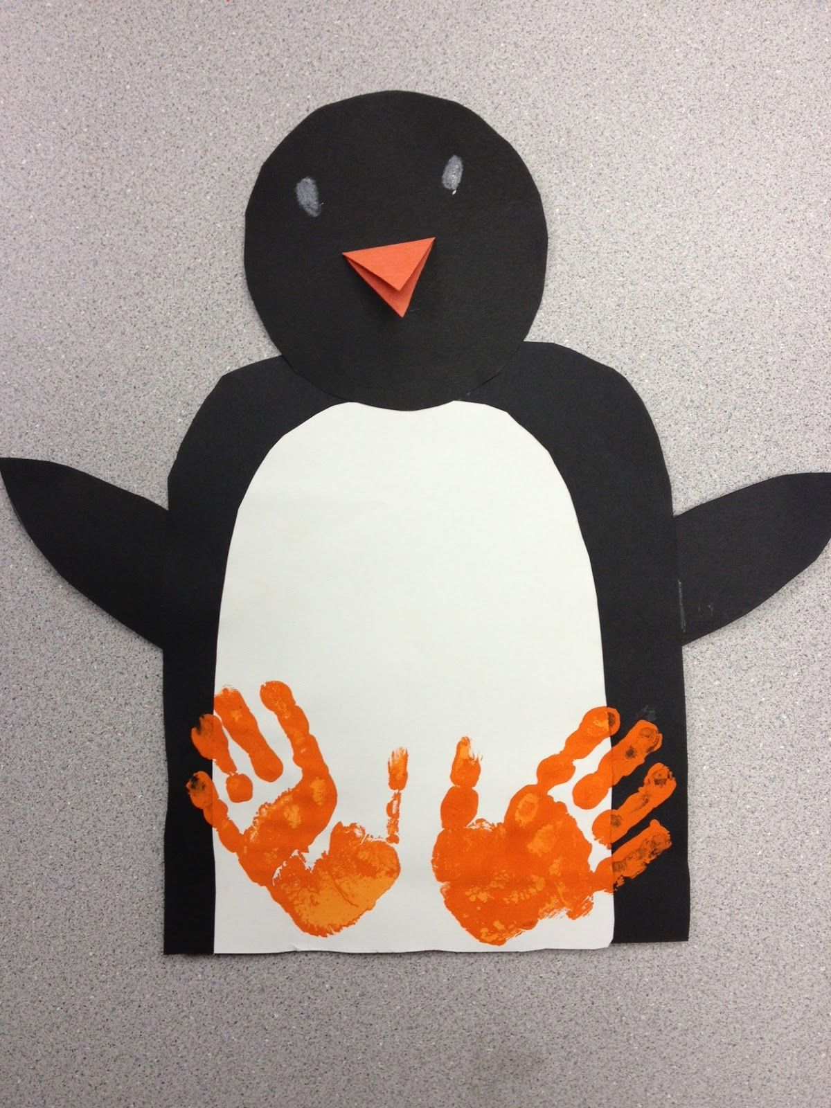 Mrs Hodge And Her Kindergarten Kids A Penguin Party