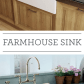 Farmhouse sinks say a lot about style and durability also known as
