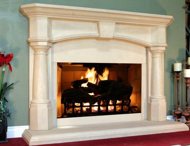 Ahhh i love fireplaces home decor pinterest