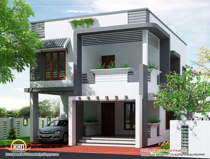 Budget home design plan Sq Ft Sq M Square Yards