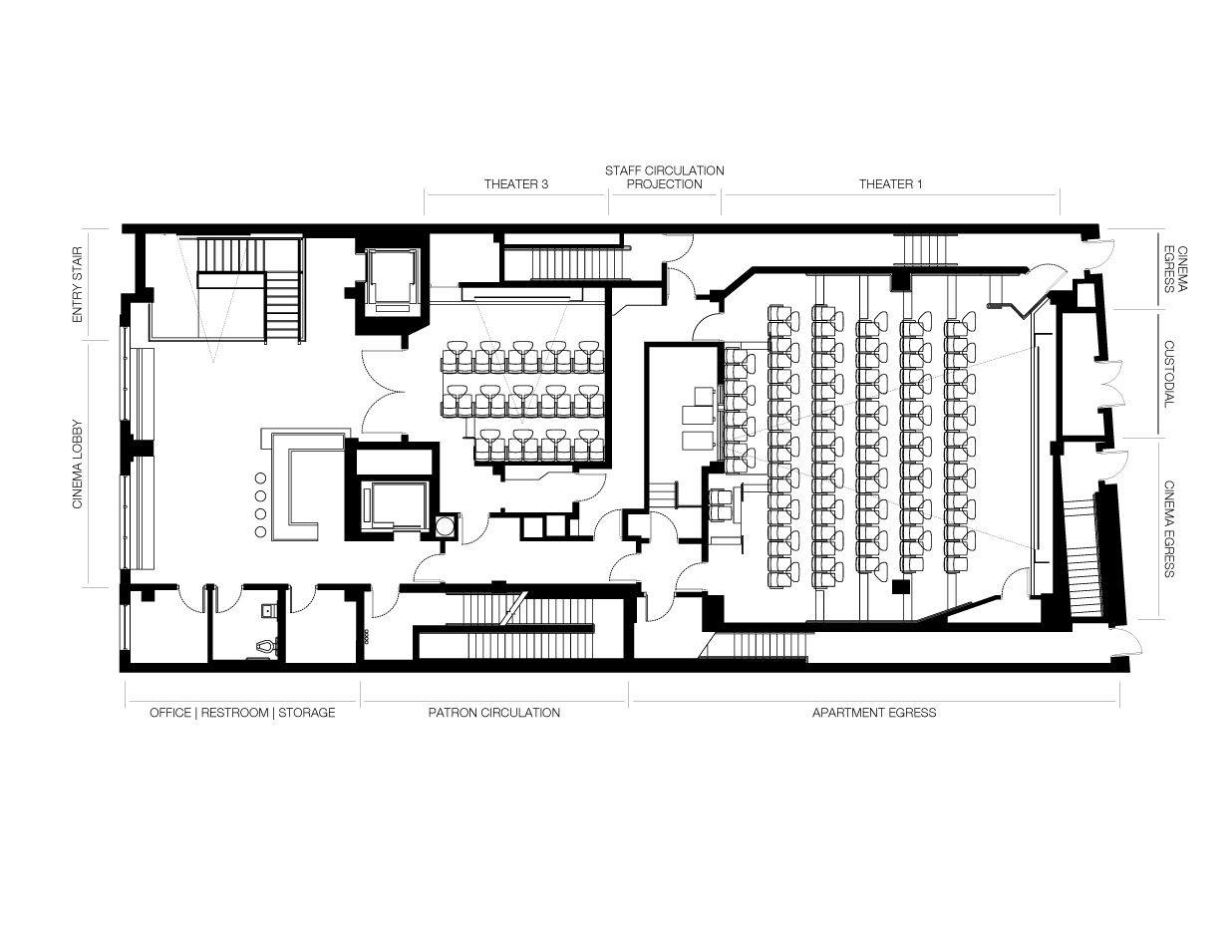 Studio Type Floor Plan Philippines