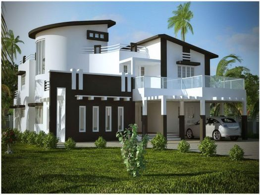 Modern Balck And White Home Exterior Get The Look With Dunn Edwards Dew380 Hometerior House Paintterior Color Schemespaint