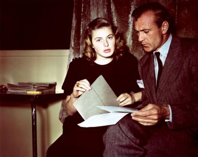 Image result for gary cooper and ingrid bergman