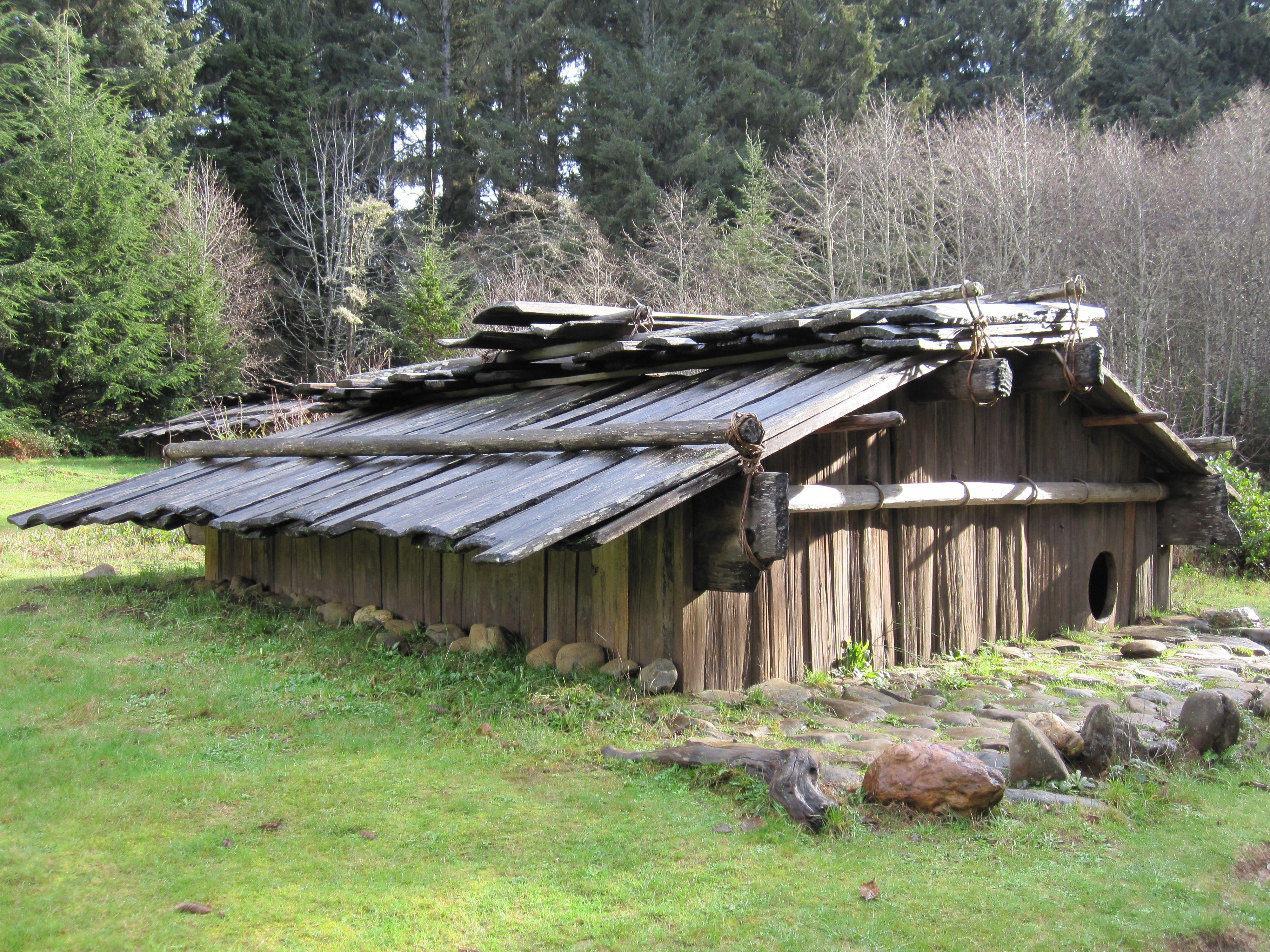 California Native American Homes