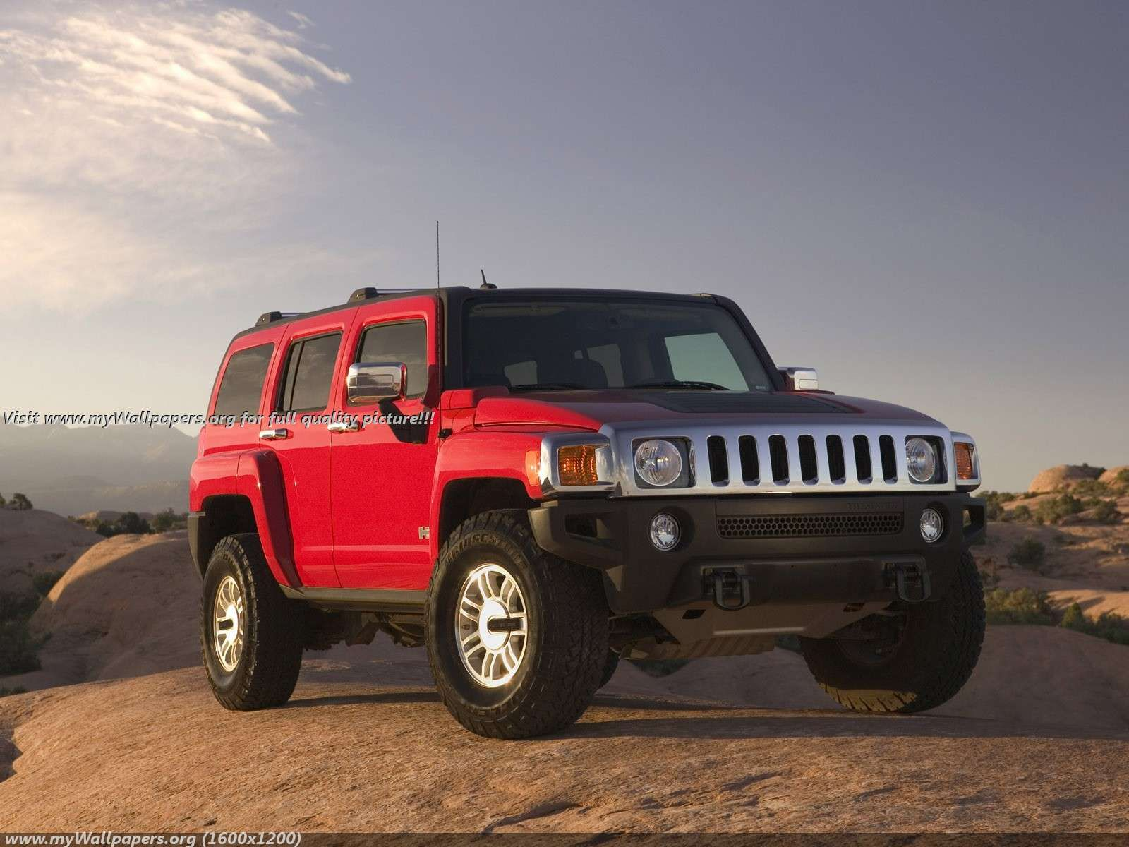 Hummer H3 Car Wallpaper HD Wallpaper Hummer Pinterest