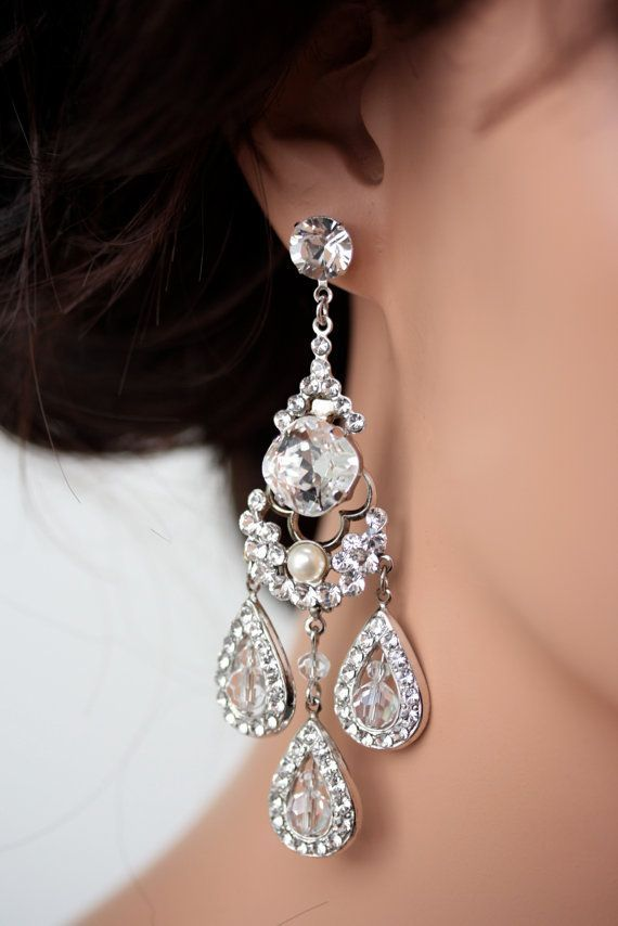 Know Your Ear Rings A Guide On Diffe Kinds Bridal Chandelier Earringschandelier