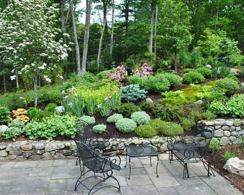 Design of Landscaping Ideas For Steep Hills Steep Hill ... on Steep Hill Backyard Ideas id=87501