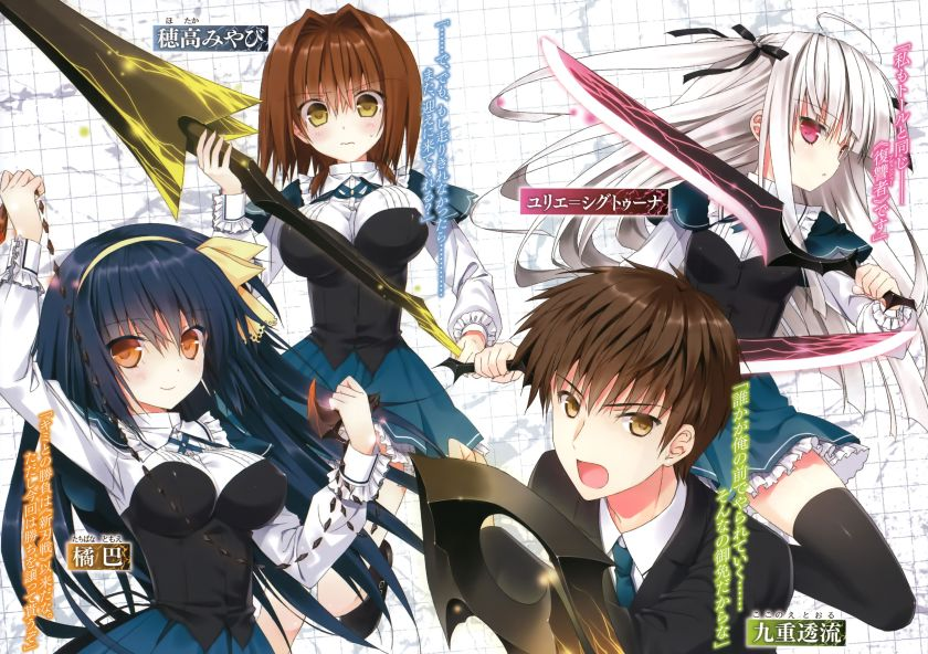 Image result for Absolute duo