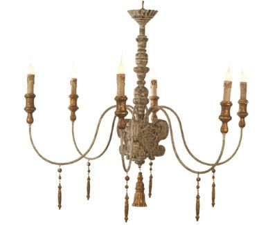 The Italian Chandelier By Aidan Gray Now Available At Traditions