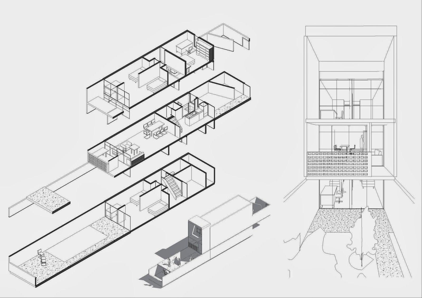 Siedlung Halen By Atelier 5 Built In Plan
