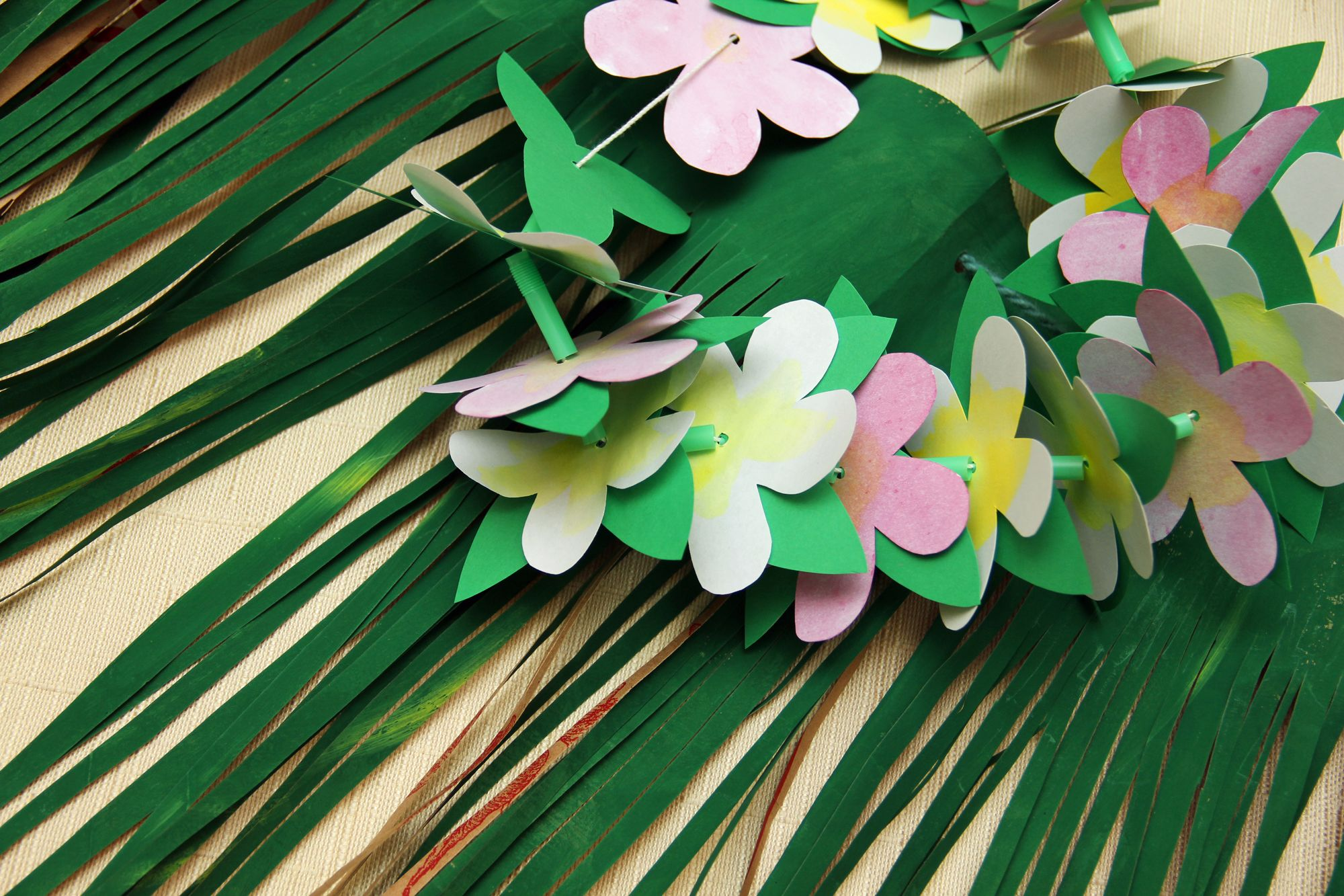 Celebrate King Kamehameha Day With Us By Making A Plumeria Lei And Grass Skirt An Original