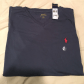 Off white red flannel shirt  BRAND NEW polo t shirt NWT  Return labels Polos and Short sleeves
