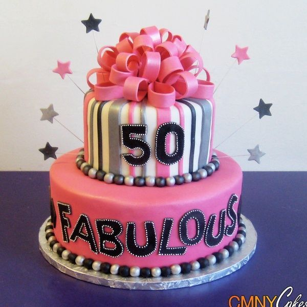 50th Birthday Cake Ideas For Women Google Search Party