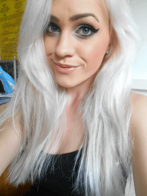 lune doll how to your hair white blonde i m as free as my hair pinterest white