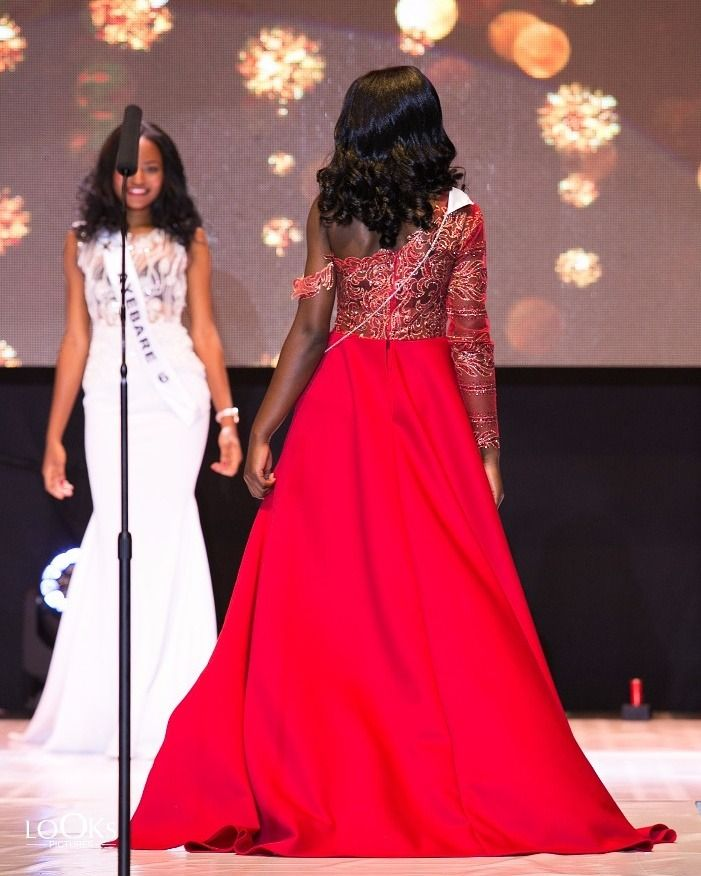 2017 Miss Tourism Uganda Grand Finale question and answer session     2017 Miss Tourism Uganda Grand Finale question and answer session Back view  of this beautiful red