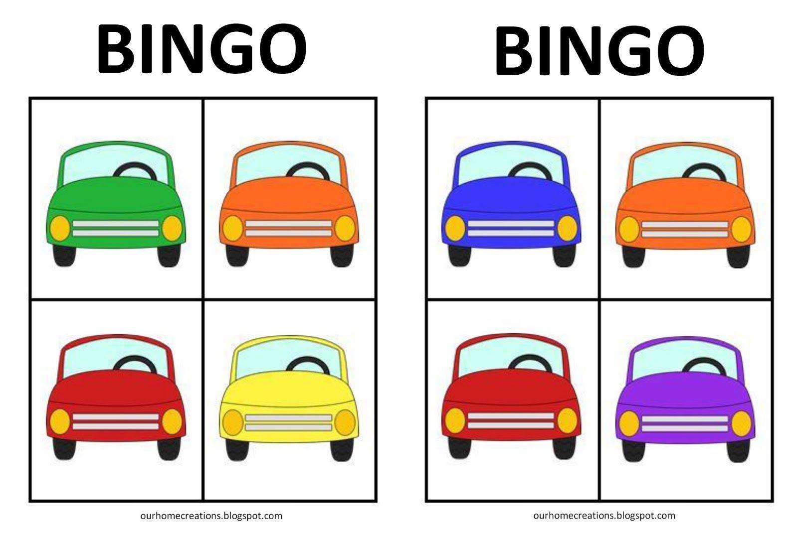Ourhomecreations Color Focused Activities For Preschool