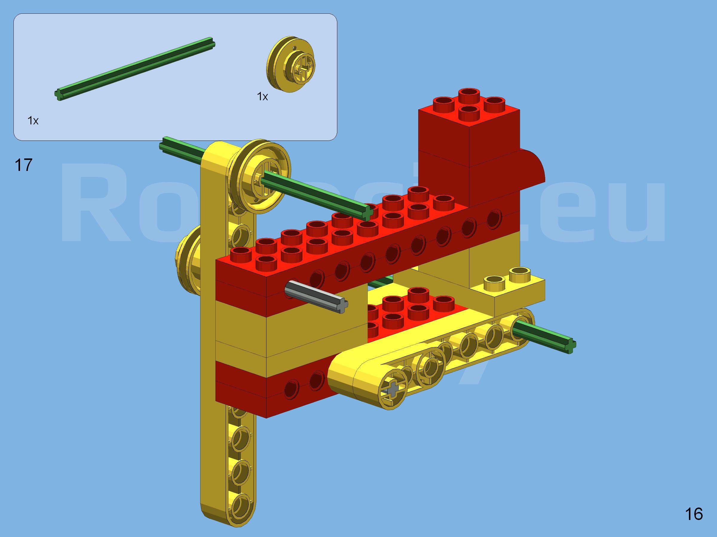 Lego Duplo Early Simple Machines Bike