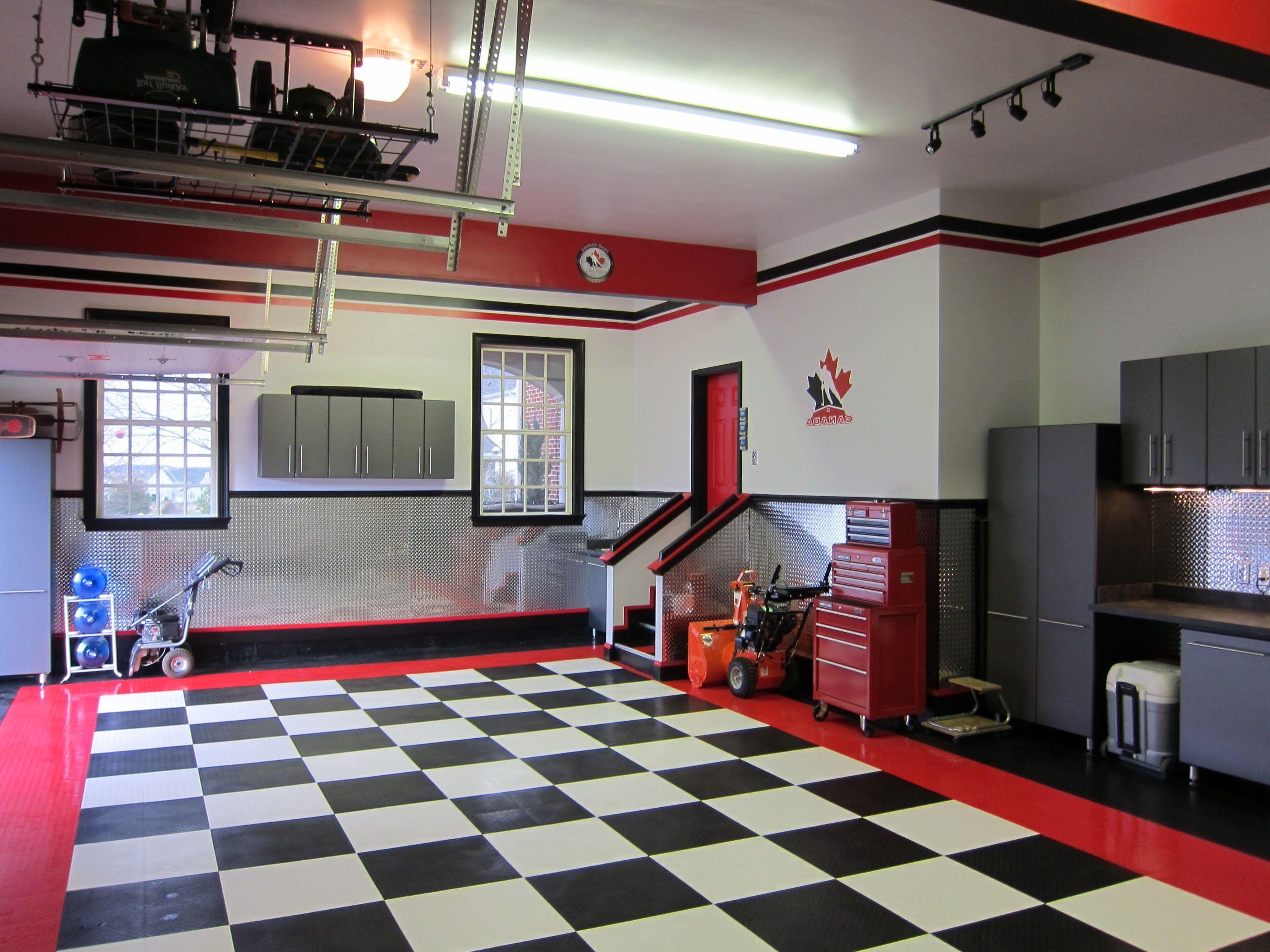 nice picture home home decor begumbal garage floors on new garage organization ideas on a budget a little imagination id=22755