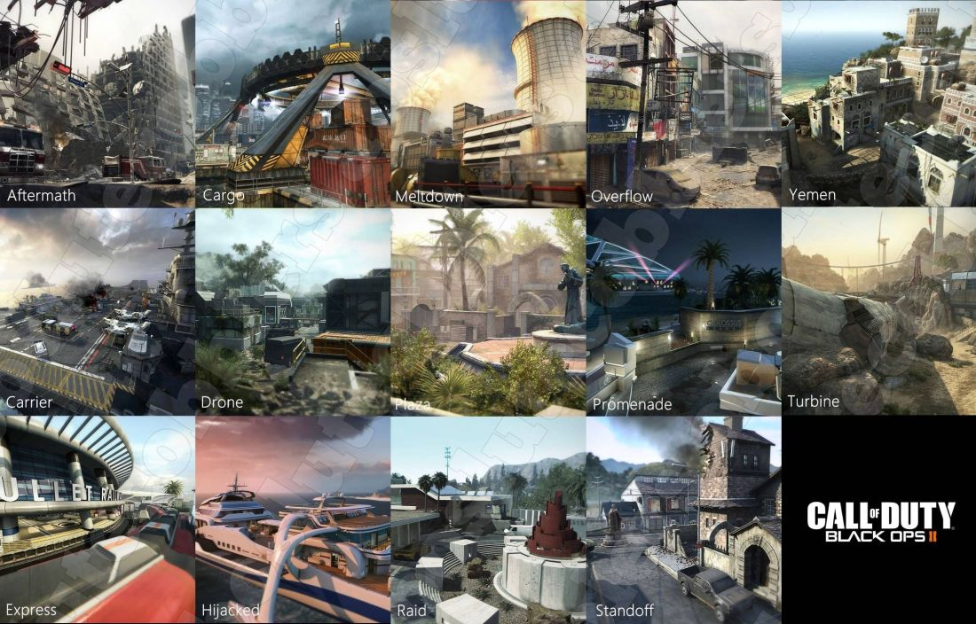 Call of duty black ops 2 maps black ops 2 pinterest