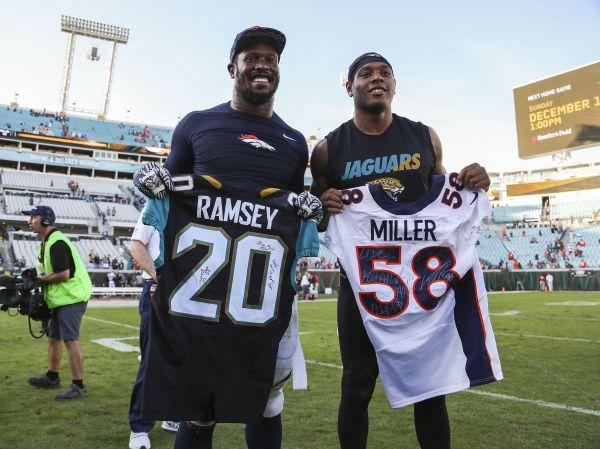 Dec 4, 2016; Jacksonville, FL, USA; Jacksonville Jaguars ...