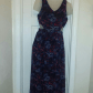 One clothing floral dress floral clothing and customer support