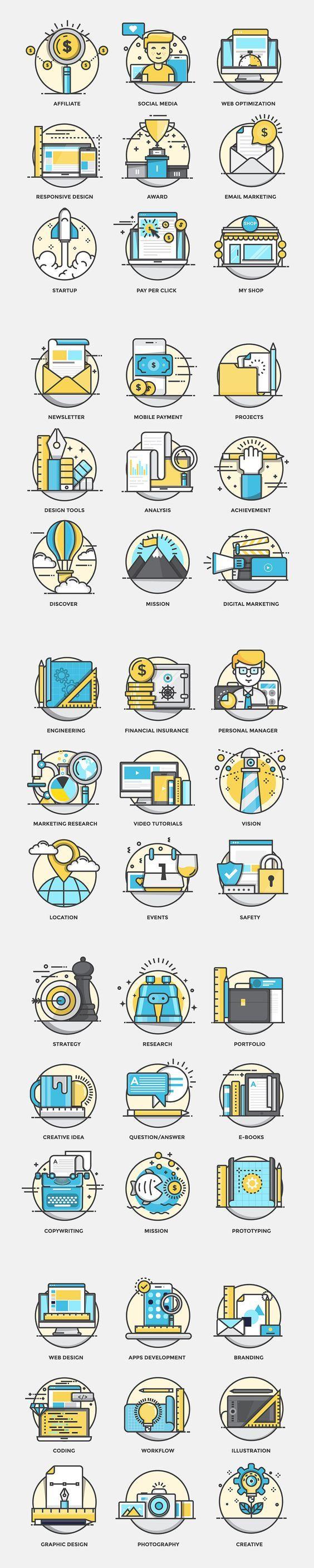 Pin by Chuah Yun Wen on Vector Graphic Treatment Pinterest