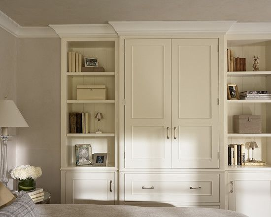 Built-in Media Cabinet Design. This One Is Almost Exact