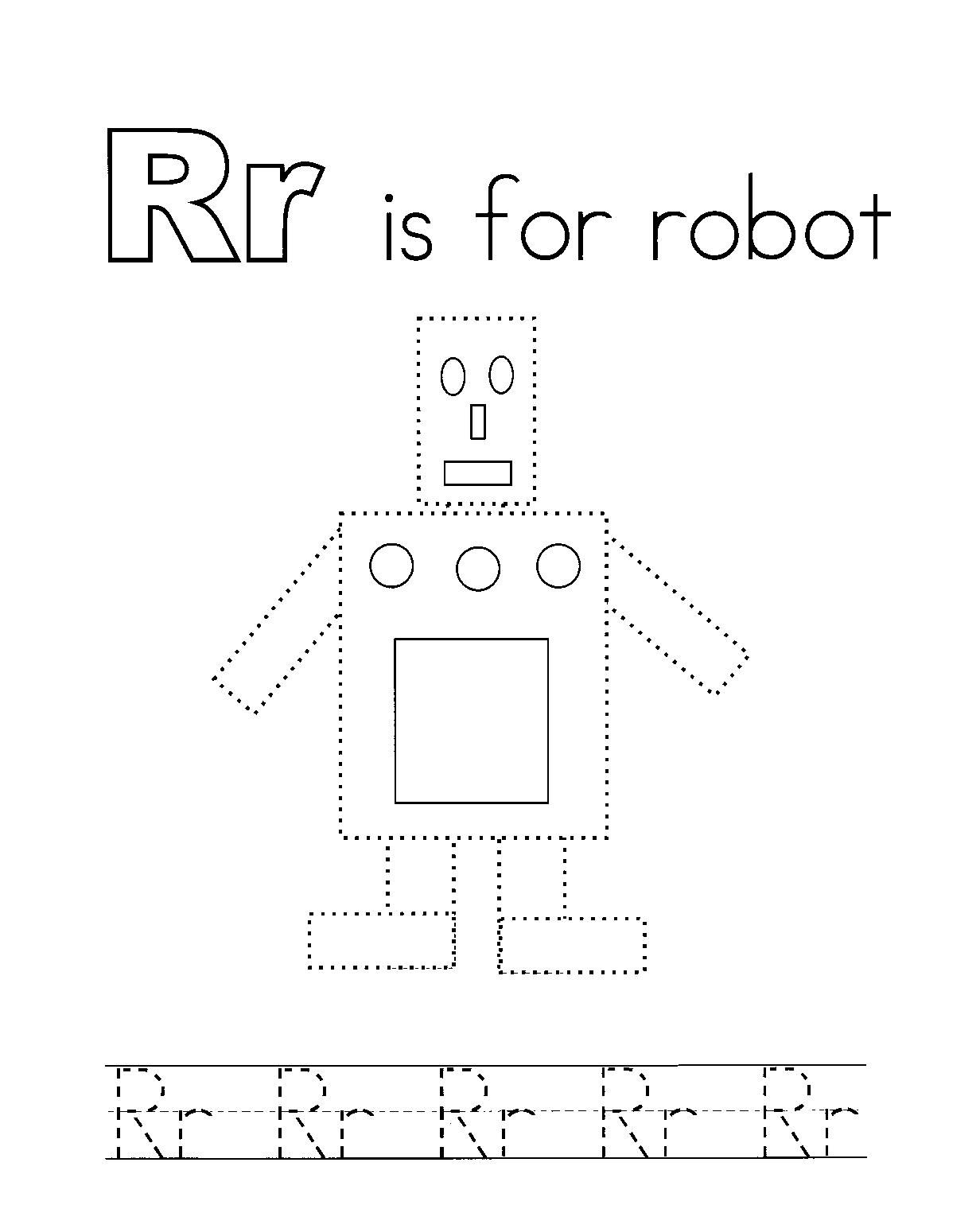 Brilliant Beginnings Preschool Robots