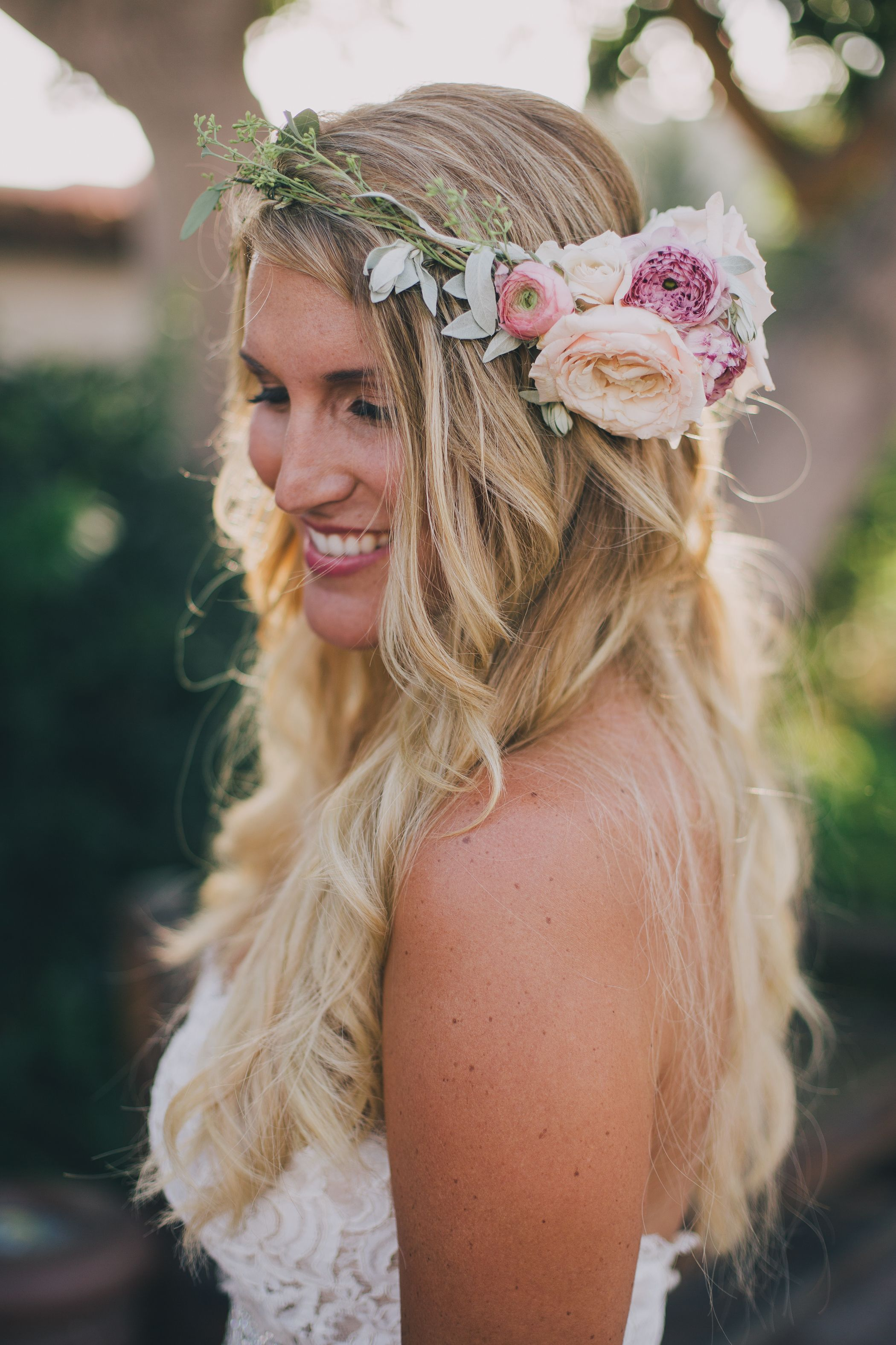 Beachy Bohemian Inspired Wedding from Kelly Stonelake graphy