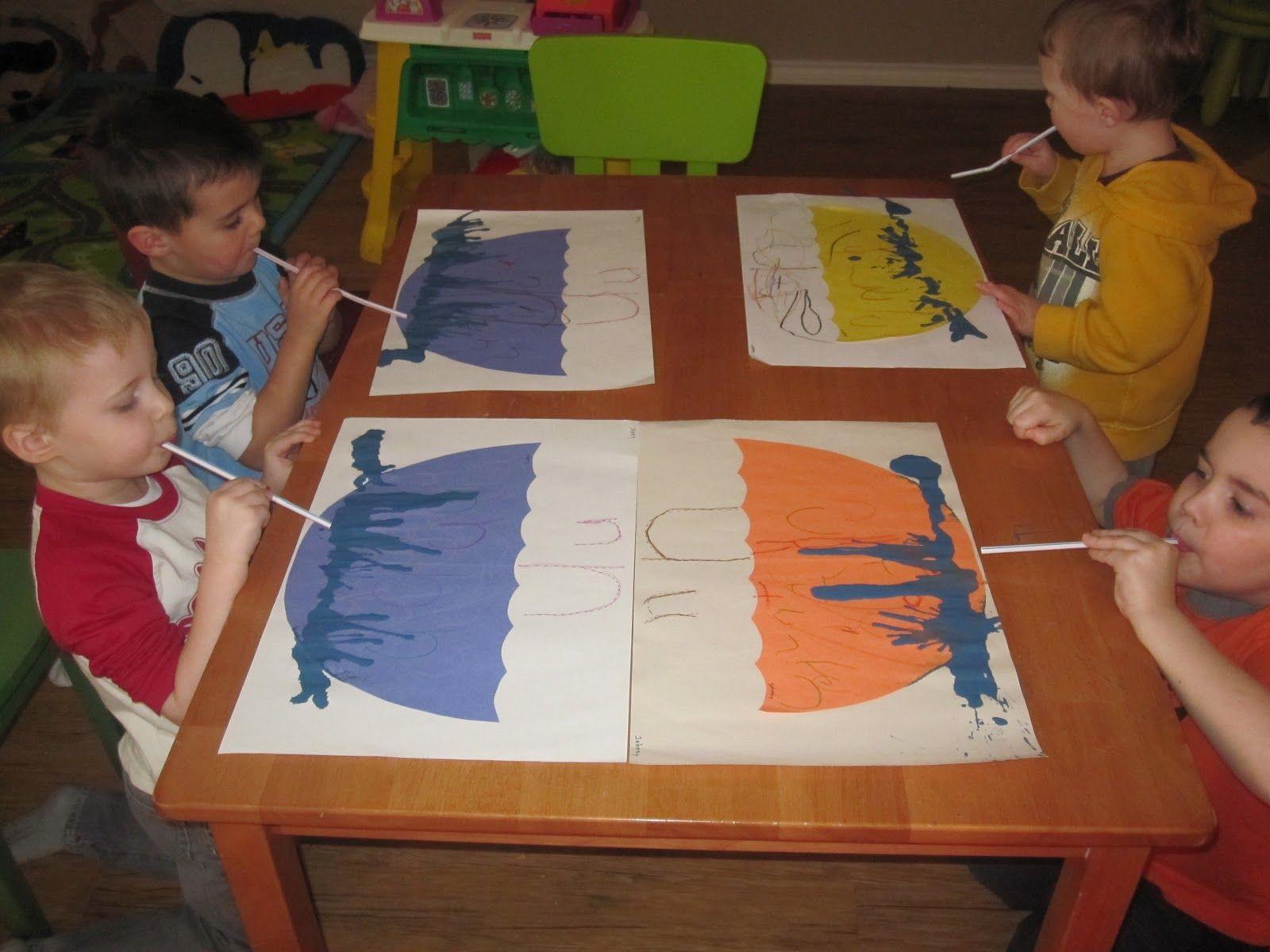 Imagination Express Preschool Letter U