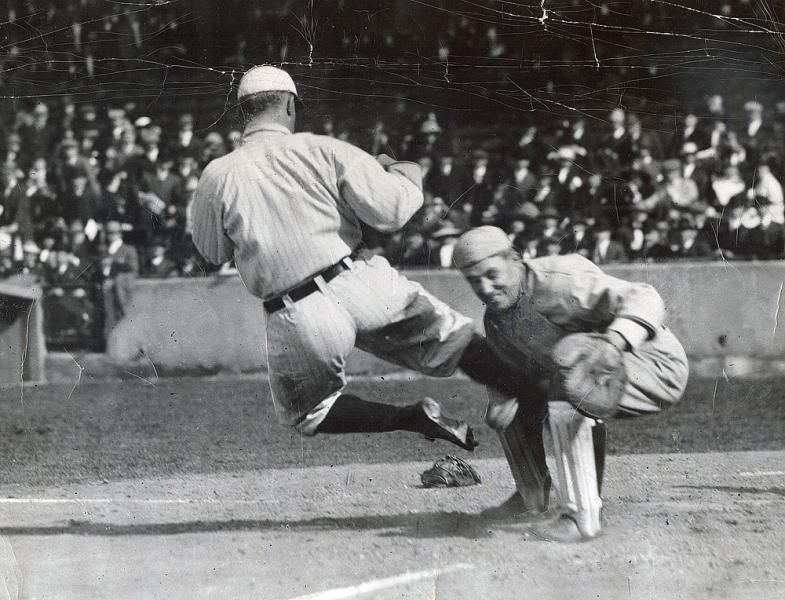 Detroit tigers ty cobb sporting news archives