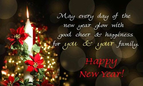 hppy new year messages