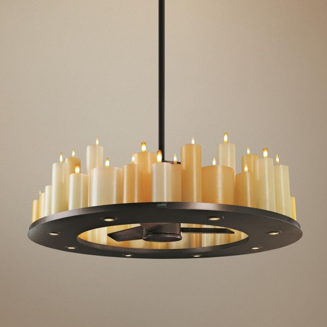 This Would Be Awesome If It Wasn Ts 6 000 30 Casablanca Chandelier Ceiling Fansceiling