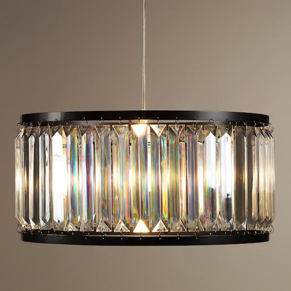 Photo Is Similar To Restoration Hardware Welles Clear Crystal Chandelier