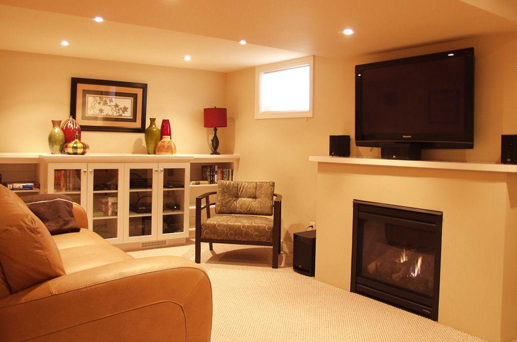 basement family room den design ideas Basement Den Ideas id=75600