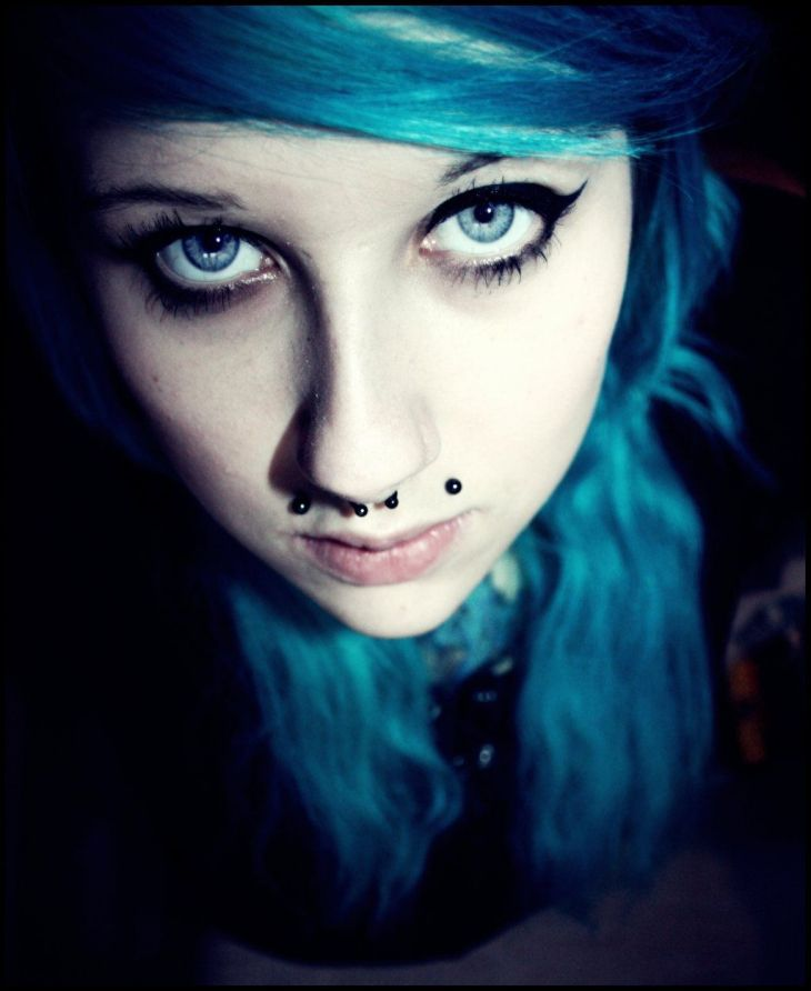 Pin by amethyst stevens on Septum piercings  Pinterest  Art and Lady