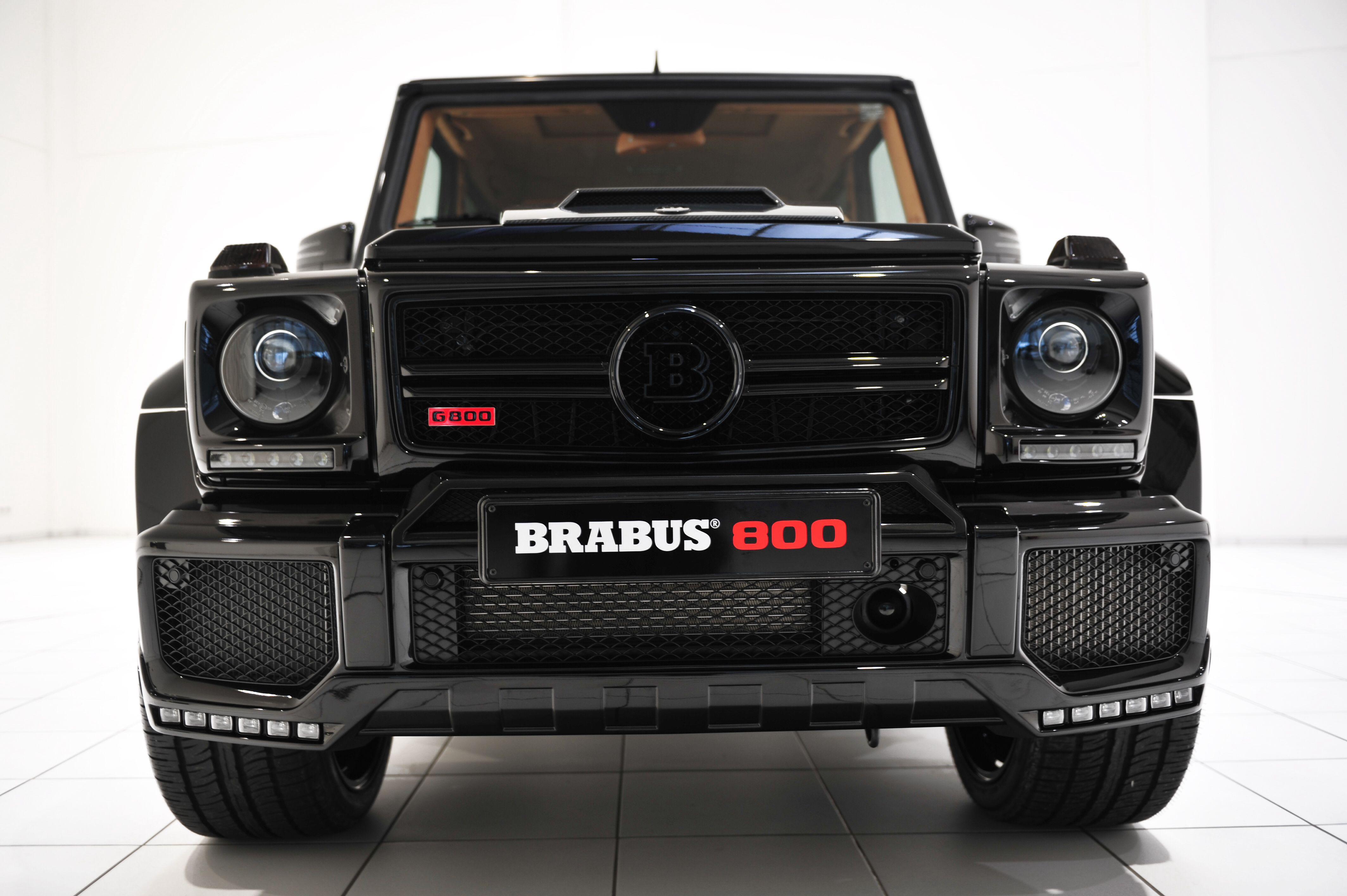 2013 Brabus G800 Widestar 4x4 Pinterest