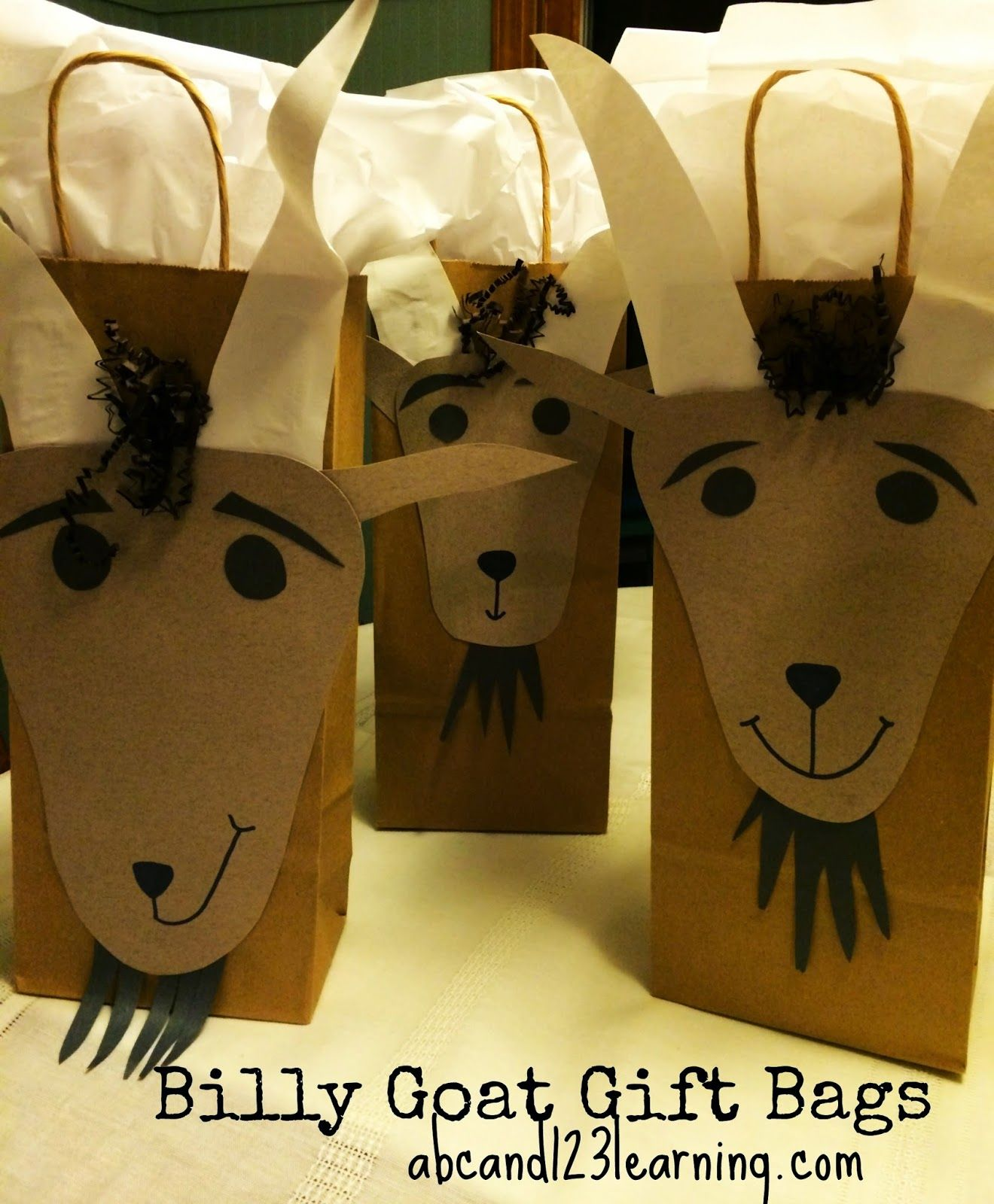 Abc And 123 Ideas For Throwing A Three Billy Goats Gruff Fairy Tale Birthday Party