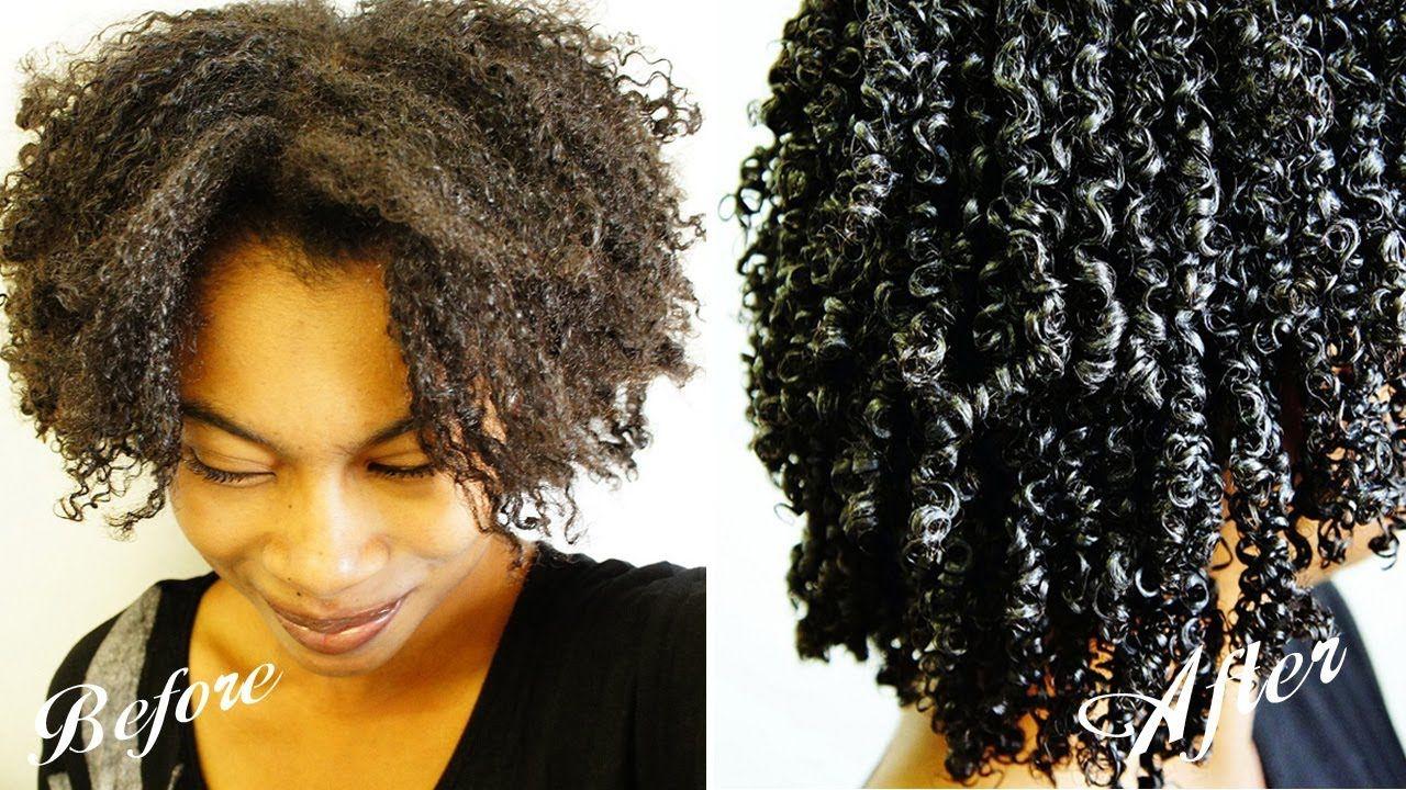 Curl Pattern On Pinterest Crochet Braids Long Crochet