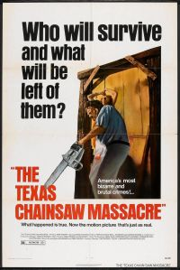 Image result for texas chainsaw massacre poster