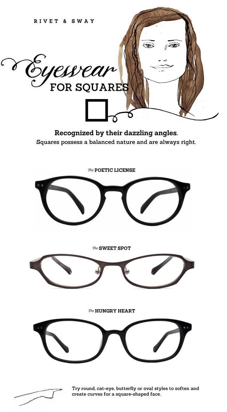 Eyeglass Frames For Square Shaped Faces   Frameswalls.org