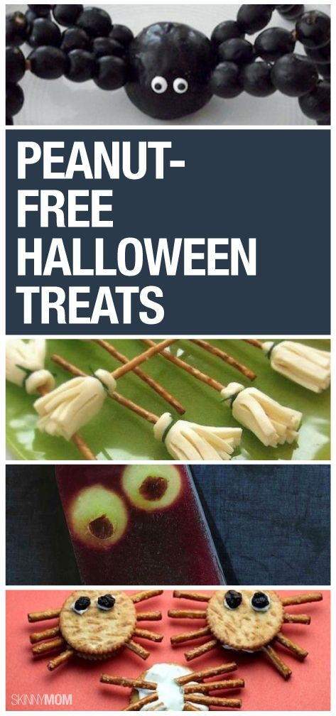 10 peanut free halloween treats you can feel good about