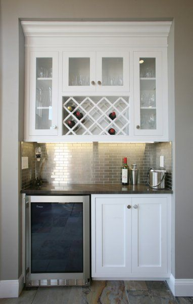 Would Love To Renovate Dining Room Closet To Look Like