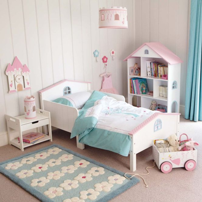 Dotty Dolls House Toddler Bed Beds Mattresses Gltc Co