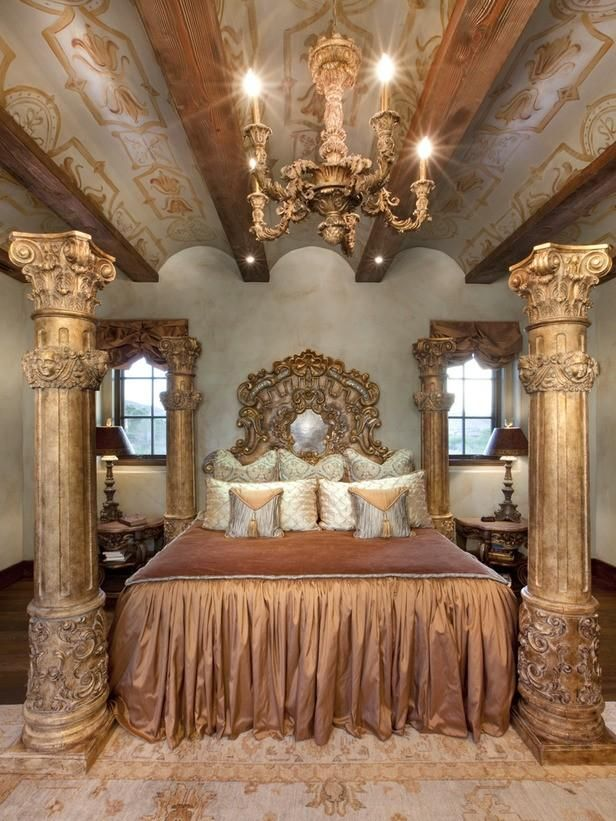 Top 10 Best Bedroom Designs Thomas H Oppelt Elegant Old World Master